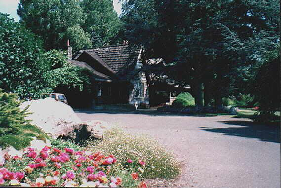 Fiberg Lodge, Comox: home of the Filberg Arts and Crafts Festival