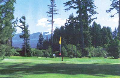 golf course - Comox Valley