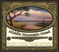 Hornby island mead